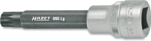 HAZET 990LG-8 - LLAVE DE VASO DE ESTRELLA   (TAMAñO: 12 5MM)