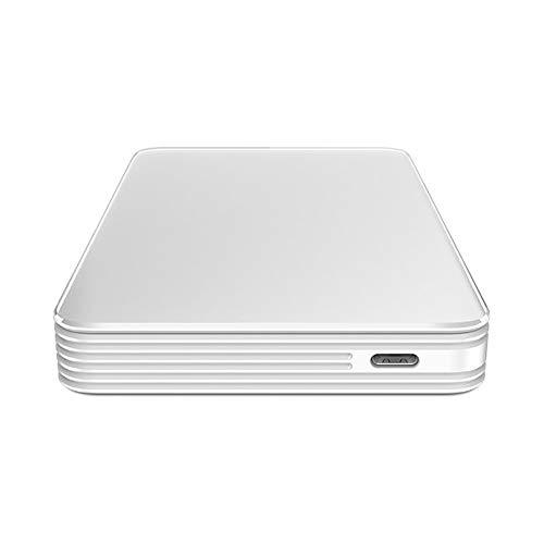 SU Externe Festplatte 1TB 2,5-Zoll-Hochgeschwindigkeitsspeicher USB2.0/3.0 Typ-C Multisystemkompatibel Metallmaterial Ultradünn,1TB,USB2.0