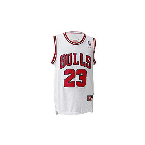 274f76d066a558 Herren NBA Michael Jordan # 23 Chicago Bulls Baloncesto Trikot Retro  Gimnasio Weste Sport Haut M