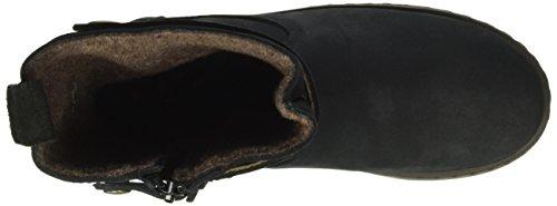 Bisgaard Tex Boot, Bottes courtes avec doublure chaude mixte enfant Noir (204 Black)