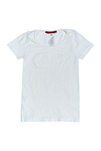 Le Jean de Marithé & Francois Girbaud T-Shirt ESSE, bambina, Colore: Bianco, : 140