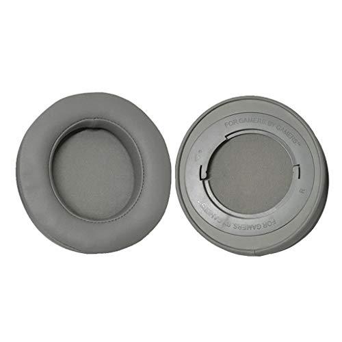 IPOTCH Kopfhörer weiche Schaum Ohrpolster Drahtlose Abdeckung Ohr-Auflage Für Razer Kraken 7.1 V2-Kopfhörer -