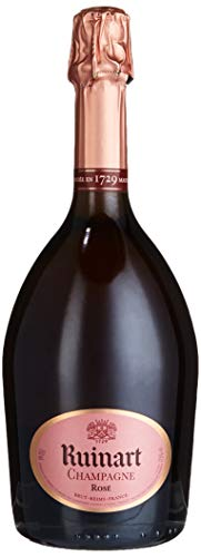 Ruinart Rosé Champagner ohne Geschenkverpackung (1 x 0.75 l) -