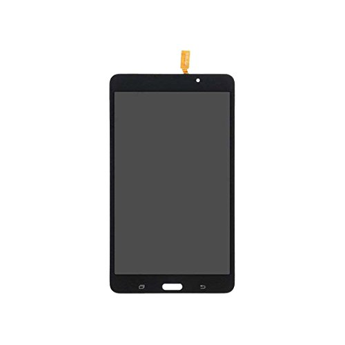 LCD + Frame +Touch Pad +Front Frame Replacement Ersatz-LCD-Bildschirm und Digitizer Full Assembly für Galaxy Tab 4 7.0 / T230 (schwarz) Digitizer Full Assembly forSamsungGalaxy Note ( Farbe : Black ) (Note Ersatz-bildschirm Galaxy 4)