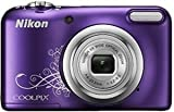 Best Cameras Point And Shoots - Nikon Coolpix A10 Point and Shoot Digital Camera Review