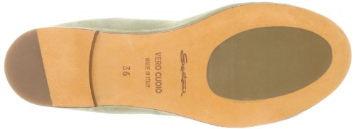 Santoni ROSITA 85456, Ballerines fille Beige-TR-E1-336