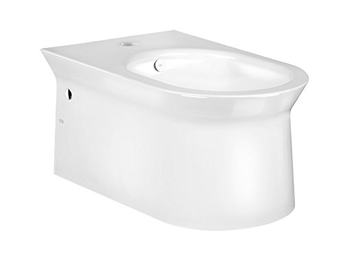 Gessi wall toilets and bidet Cono wall bidet 45935