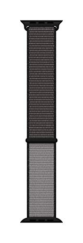 Apple Watch (44mm) Sport Loop, Eisengrau