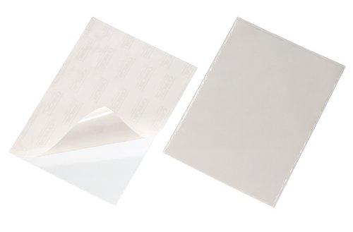 Durable 8095-19 Selbstklebetasche Pocketfix, A4, transparent