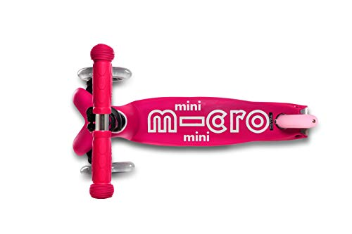 Micro MMD003 Scooter Mini Deluxe, Rosa