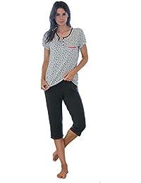 1b1084d24 Amazon.es  Pantalones Piratas - Ropa de dormir   Mujer  Ropa