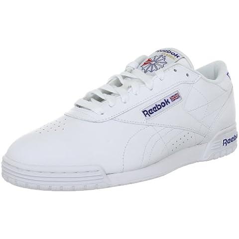 Reebok EXOFIT LO CLEAN LOGO INT - Zapatillas deportivas de cuero hombre