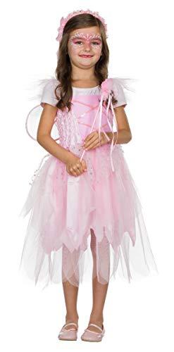 Rubie's Rubies Kostüm Fee Luna rosa Kleid Mädchen Kinder Fasching/Karneval - ()