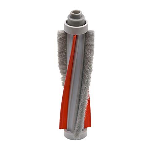 QHJ Für Xiaomi Ruimi F8 Wireless Staubsauger Roller Brush Locust Brush Reinigung Swerkzeug Staubsauger Zubehör Walzenbürste Teppichbürste Kehrroboter Zubehör Bodenbürste Holzbürste Cleaning (Weiß) -