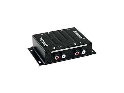 OMNITRONIC SMARD-24RCA Digitaler DSP-Controller im Miniaturformat, inkl. Software | Systemprozessor | Flexible Ausgangskonfigurationen für alle gängigen Stereo- und Monobetriebsarten
