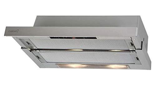 Cata TF 5260 X Campana, TF-5260 X/L, 5.5 W, 65 Decibelios, Aluminio,...