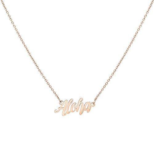 PURELEI Halsketten für Frauen (Länge: 45cm) Perfekt für jeden Anlass
