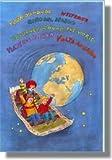 Weltreise mit den Namen Ihrer zwei Kinder im Text von PEGASTAR