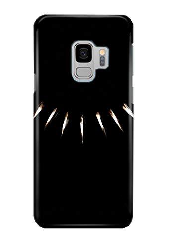 Case Me Up Handy Hülle für Samsung Galaxy S9 Black Panther T'Challa Superhero Marvel Comics 11 Designs -