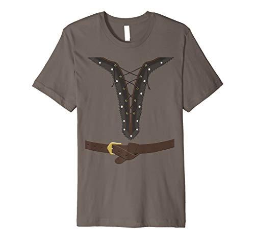 Funny Wikinger Kostüm Shirt-Nordic Viking Fancy Kleid Tee (Viking Damen Kostüm)