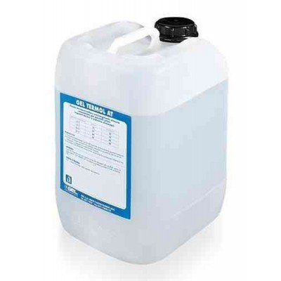 Antigelo miscelato per impianti gel termol at kg25 111.010.32