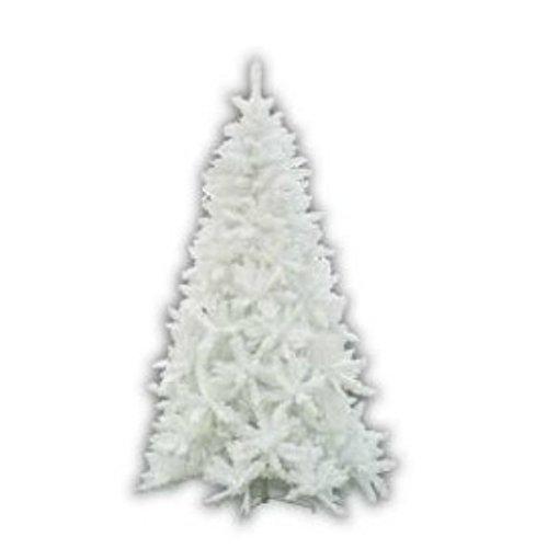 Natale - albero standard bianco 180cm maurer d