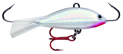 Rapala Jigging Shad Rap 03 Pearl 3,8 cm (Fishing Jigging Ice Rapala)