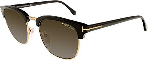 occhiali-da-sole-tom-ford-henry-ft0248-c53-05n-black-other-green