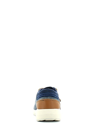 Wrangler City Kyf Baskets Basses Neuf Chaussures. Bleu
