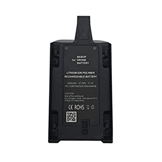 Anbee 2500mAh 11.1V High Capacity Battery for Parrot Bebop Drone