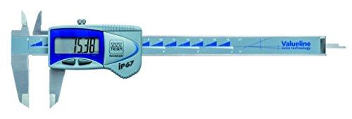 Tesa 00539391Value Line ip67-universal Digital Calibre, 0mm/150mm Rango de medición, 16mm Dimensión B