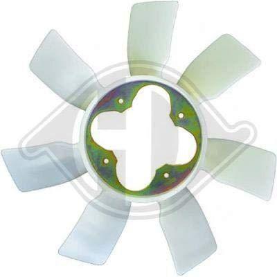 diederichs 8668403 Ventilateur feuilles