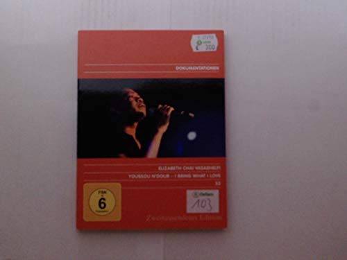 Youssou N'Dour - I bring what I love. Zweitausendeins Edition Dokumentation 33