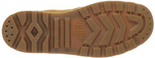 PalladiumPampa Sport Cuff WPS - Stivaletti imbottiti Desert con imbottitura calda Unisex – adulto Oro (Gold (Amber Gold/Mid Gum 228))