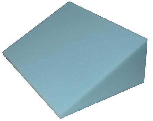 kissen-fabrik Stützender Schaumstoffkeil Lagerungshilfe Lagerungskissen Rückenstütze Erhöhungskeil -