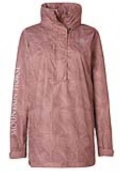 Mountain Horse Air Anorak, Vintage Pink, M