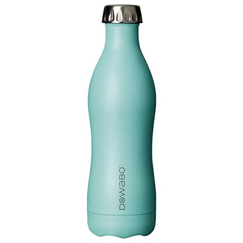 Dowabo Isolierflasche, Swimming Pool, 500 ml