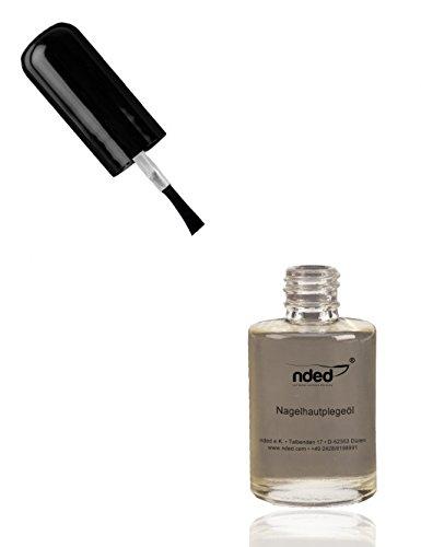Huile de soin parfumée pour cuticules NDED Amande | 15 ml
