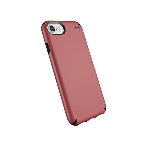 Speck Products Presidio Halterung Fall, iPhone 8Fall, iPhone 7Fall, iphone6s Fall, iPhone 6Fall, Velour Pink/Black (4 Speck Ipod Fällen)