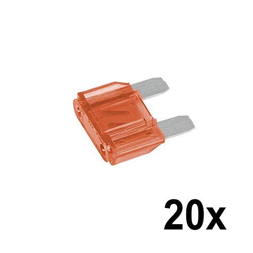 Stinger SPF5670B PRO 70A Maxi Flachsicherung - 20 Stück/mit Shoc-Krome-Beschichtung -