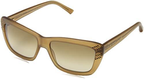 1c3d16409e1b39 Marc By Marc Jacobs Femmes 258 Beige Frame Brown Grey Gradient Lens Plastic lunettes  de