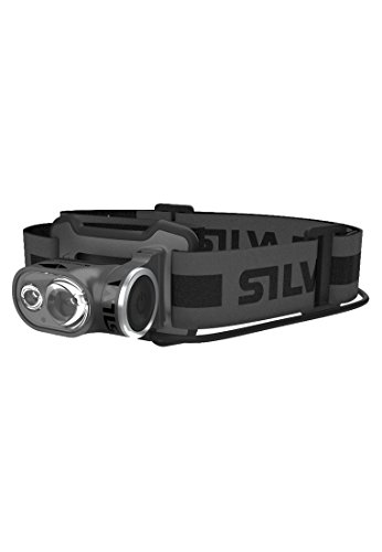 Silva Headlamp Cross Trail 3X Black Grey