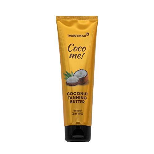 Tannymaxx Noix de Coco Tanning Butter Activateurs/Accélérateurs de Bronzage 150 ml