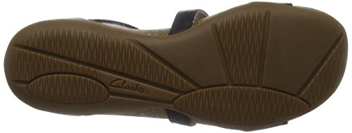 Clarks Men's Torset Vibe Leather Nordic Walking Shoes