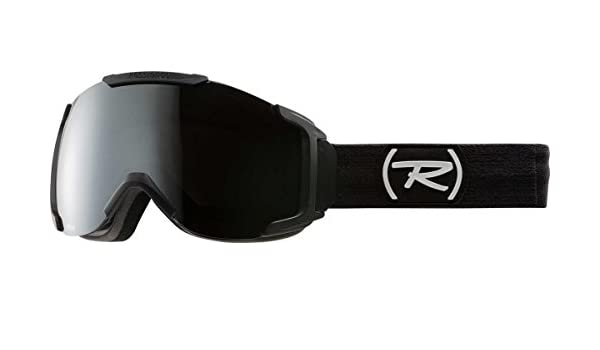 6a3c043e3 Rossignol Maverick HP Sonar Black Goggles, Black Silver Mirror ...