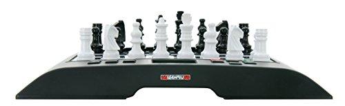 Millennium-Schachcomputer-ChessGenius-ChessGenius-Pro-und-Netzteil