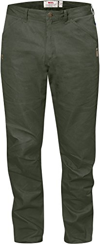 Fjällräven Herren High Coast Trouser Lange Hose, Mountain Grey, 48