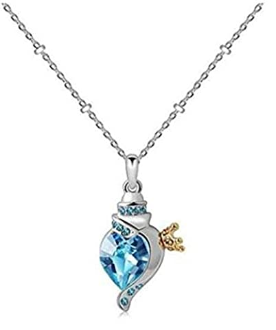 SaySure - 925 sterling silver fine jewelry natural Crystal pendant b9lcy