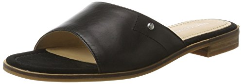 Marc O'Polo Damen 70313861101100 Sandal Schwarz (Black)