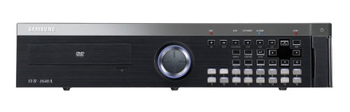 ss285 - Samsung svr-1640 16-Kanal 250 GB Digital Video Recorder DVR CCTV MPEG-4 Kanal Mpeg4 Video